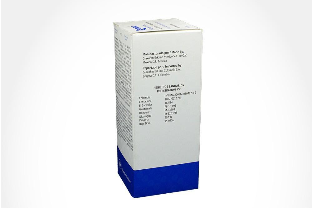 Zantac 150 mg /10 mL Jarabe Caja Con Frasco 150 mL