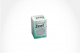 Zeel Comp N Caja Con Frasco Con 100 Tabletas