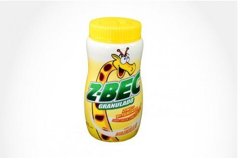 Z-Bec Granulado Frasco Con 300 g - Sabor A Vainilla