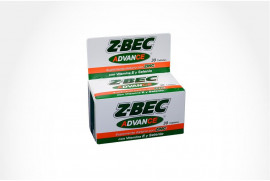 Z-Bec Advance Caja Con Frasco Con 30 Tabletas