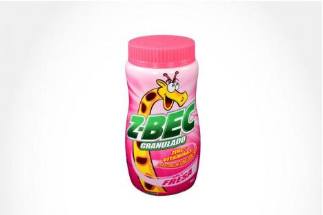 Z-Bec Granulado Frasco Con 300 g - Sabor A Fresa