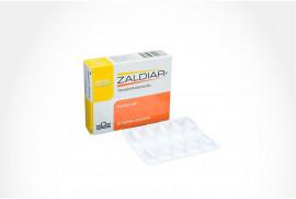 Zaldiar Caja Con 20 Tabletas Recubiertas