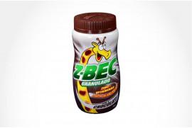 Z-BEC Granulado Frasco Con 300 g - Sabor Chocolate