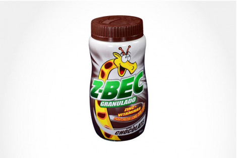 Z BEC CHOCOLATE GRA -