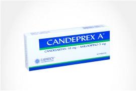 Candeprex A16 / 5 mg Caja Con 30 Tabletas