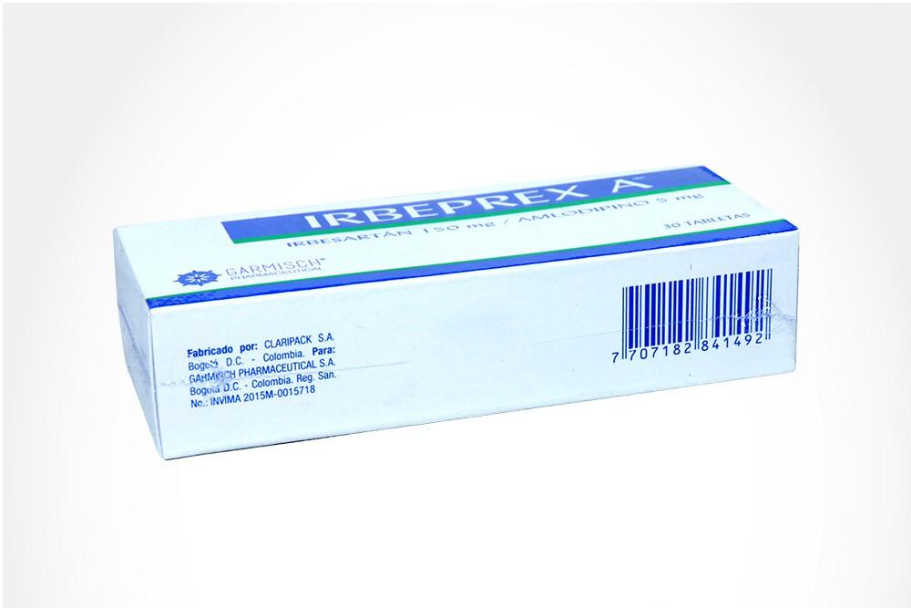 Irbeprex A Tab 5-150 Mg Oral