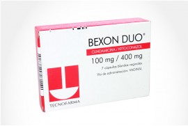 BEXON DUO OVU 100-400 MG