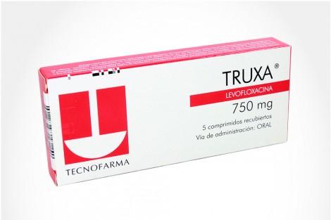 TRUXA 750 mg Caja Con 5 Comprimidos