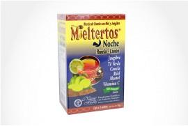 Mieltertos Noche Caja Con 6 Sobres De 15 g – Panela -Limón
