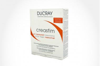 Ducray Creastim Loción Anticaida Caja Con 2 Frascos Con 30 mL C/U