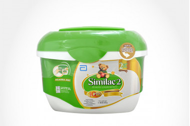Similac 2 IQ Plus Tarro Con 350 g