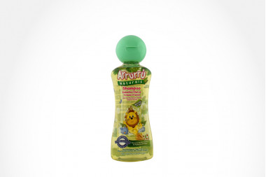 Arrurrú Naturals Shampoo Manzanilla Frasco Con 120 mL
