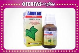 Abrilar Jarabe Caja Con Frasco Con 100 mL
