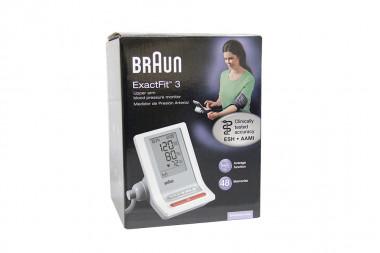 Tensiómetro Braun Caja Con Unidad