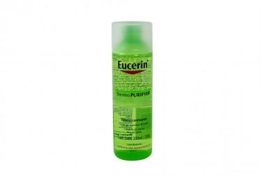 Eucerin Dermo Purifyer Frasco Con 200 mL - Tónico Limpiador