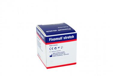 Gasa Adhesiva Fixomull Strech Caja Con 1 Rollo De 5 cm x 5 m
