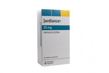 Jardiance 25 mg Caja Con 30 Tabletas Recubiertas
