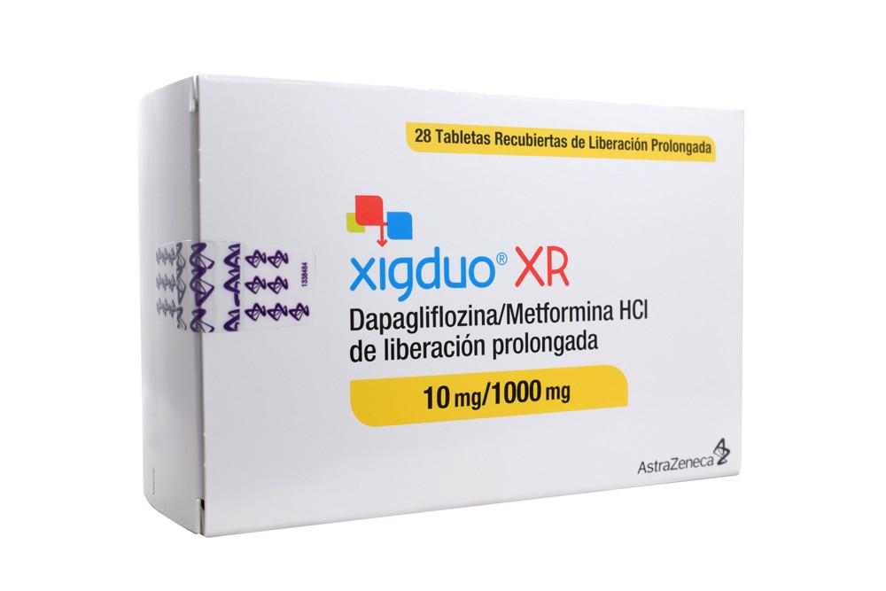 discontinuation of Xigduo