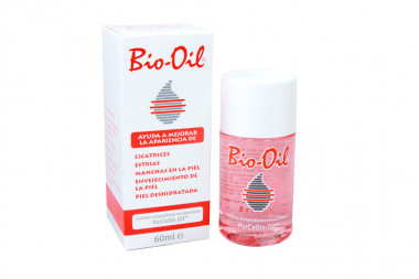 Bio-Oil PurCellin Oil Caja Con Frasco Con 60 mL