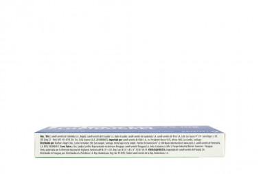 Plavix 75 mg Caja Con 28 Comprimidos Recubiertos