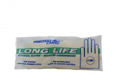 Long Life Guantes Quirúrgicos Talla 8 1/2 Bolsa Con 1 Unidad