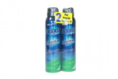 Yodora Desodorante Men Aerosol Frasco Con 165 mL - 2 Por Precio Especial
