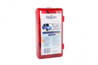 Nexcare Botiquín Caja Con 25 Productos