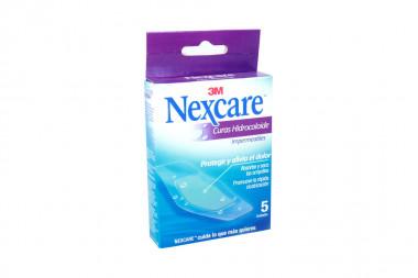 Nexcare Curas Impermeables Caja Con 5 Unidades