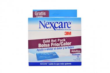 Nexcare Bolsa Frío / Calor Caja Con 1 Bolsa Gel Con 27 cm x 11 cm