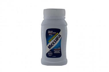 Mexsana Antibacterial Polvo Frasco Con 30 g