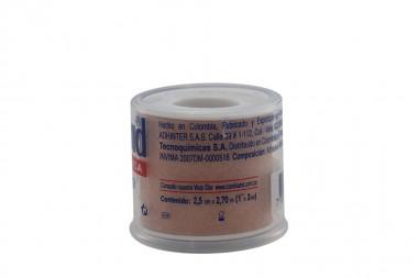 CureBand Microporoso Empaque Con 1 Rollo