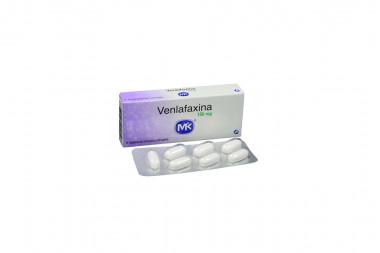 Venlafaxina 150 mg Caja Con 7 Tabletas De Liberación Prolongada