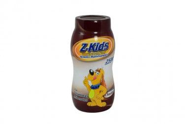 Alimento Z-Kids Envase De PVC Con 250 g Sabor A Chocolate