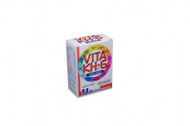 Vita Kh-6 Caja Con 40 Cápsulas