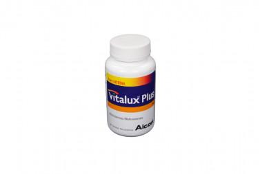 Vitalux Plus Frasco Con 30 Tabletas Recubiertas