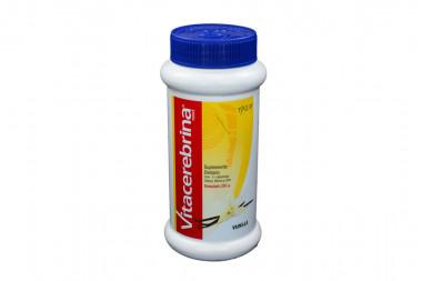 Vitacerebrina Granulado Frasco Con 250 g - Sabor Vainilla