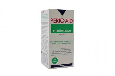 Perio-aid Maintenance Caja Con Frasco Con 150 mL