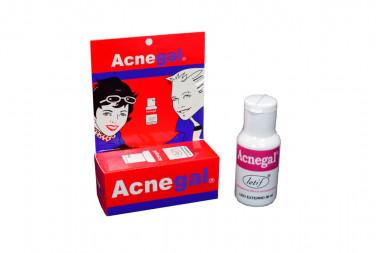 Acnegal Caja Con Frasco Con 30 mL