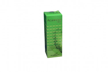 Acuanova Face Emulsión Hidratante Caja Con Frasco Con 30 g
