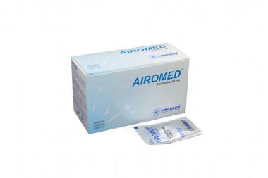 Airomed Granulos 4 mg Lulo Caja Con 30 Sobres