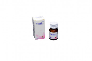 Alactin 0.5 mg Caja Con Frasco Con 4 Tabletas