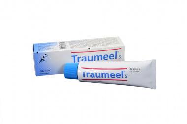 Traumeel S En Crema Caja Con Tubo Con 50 g