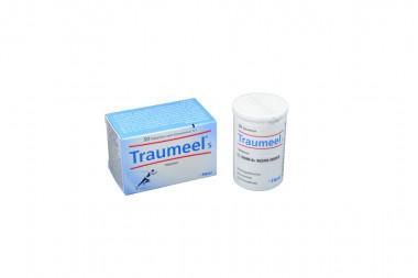 Traumeel Caja Con Frasco Con 50 Tabletas