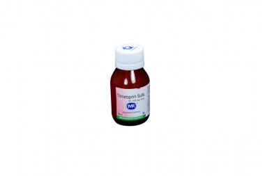 Trimetoprim Sulfa 40 - 200 mg / 5 mL Frasco x 60 mL - Tecnoquímicas