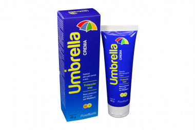 Umbrella En Crema Caja Con Tubo Con 60 g – Protector Solar