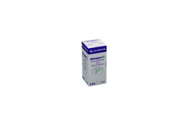 Alphagan P 0.15 % Solución Oftálmica Caja Con Frasco Con 5 mL