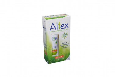 Altex Cover Caja x 15 g Base Correctora