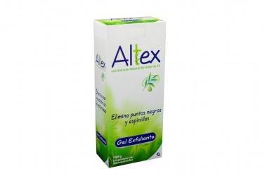 Altex Caja Con Frasco x 100 g Gel Exfoliante