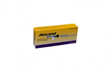 Atacand Plus 16 / 12.5 mg Caja Con 30 Comprimidos