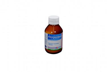 Amoxicilina Polvo Para Reconstituir Frasco Con 100 mL